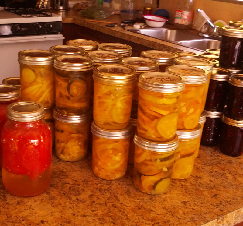 Pickled Yellow Squash Recipes — Dishmaps