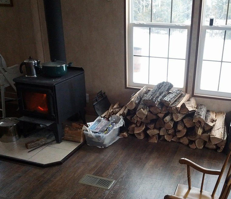 If you have ever lived an extended time without heat in the middle of  winter, you will understand when I say that I counted the days until our  stove was ... - 9 Things I Love About Our Wood Stove - Modern Homesteading Off