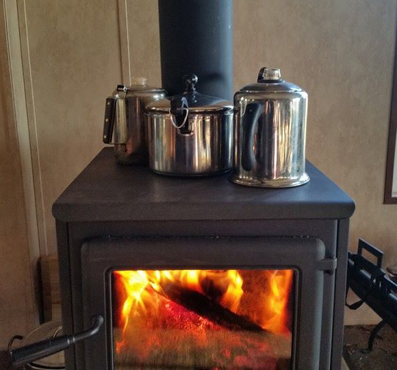 How To Cook On A Woodstove On Top And Inside Modern