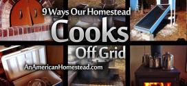 cooks-off-grid