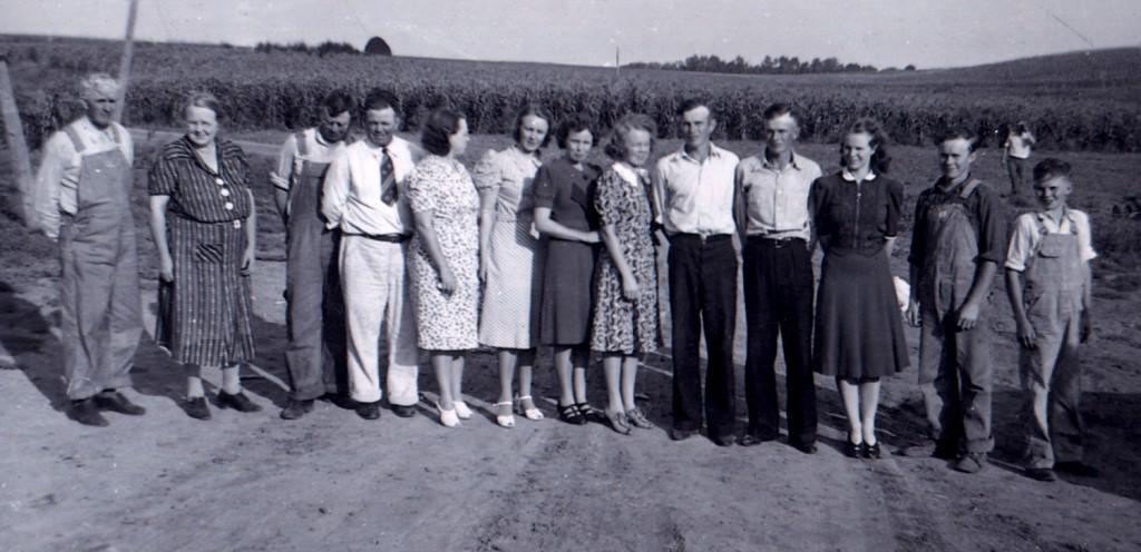 Cary Family-1940