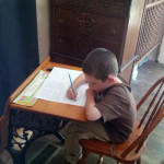 Joshua-school-desk