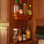My condiment shelves.