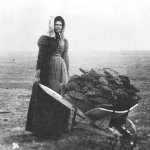 woman-firewood