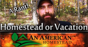 Homestead-rant