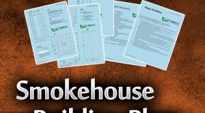 Smokehouse Blueprints