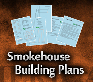 Smokehouse Blueprints