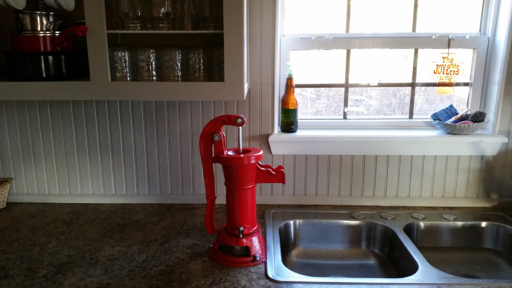 Water Pump Kitchen Faucet - Home Design Ideas and Pictures
