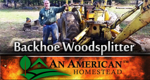 backhoe-woodsplitter