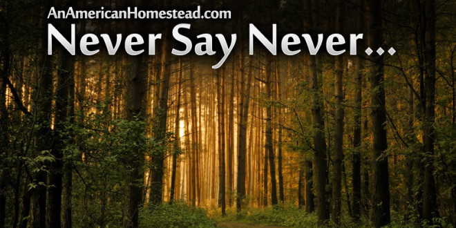 never-homestead