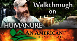 Humanure Walkthrough