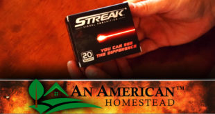 streak tracer ammo