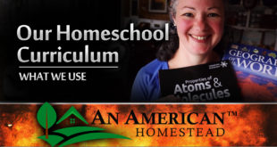 off grid homeschool