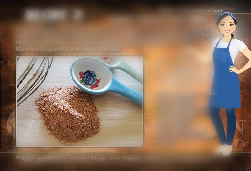 Essence Spice Mix Recipe
