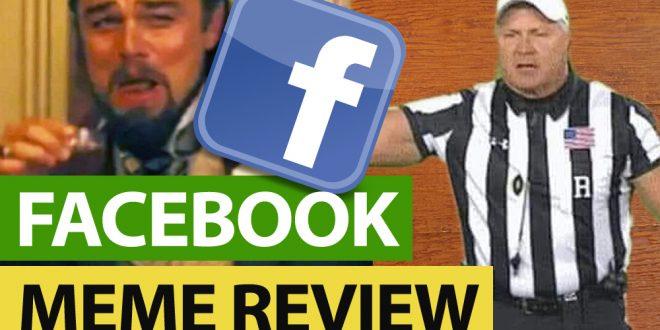 facebook meme review