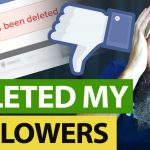 Deleted Facebook Followers