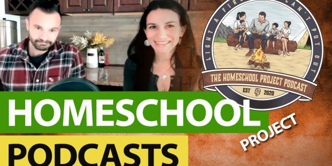 Homeschool Podcast Video